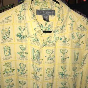 Other - Tori Richard classic cocktail button up shirt